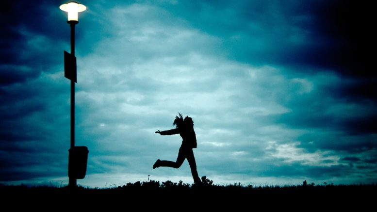 Noční běh
