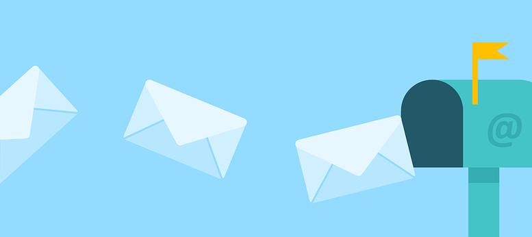 Jak na email