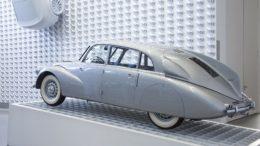 Vyrábějí tatrovky pro Technické muzeum
