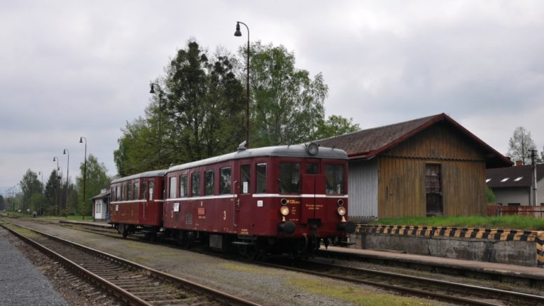 Vlaky do pivovaru