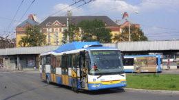 Kvalita MHD Ostrava
