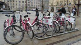 Bikesharing Ostrava