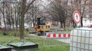 Rekonstrukce parku
