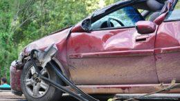 nehoda v Ostravě